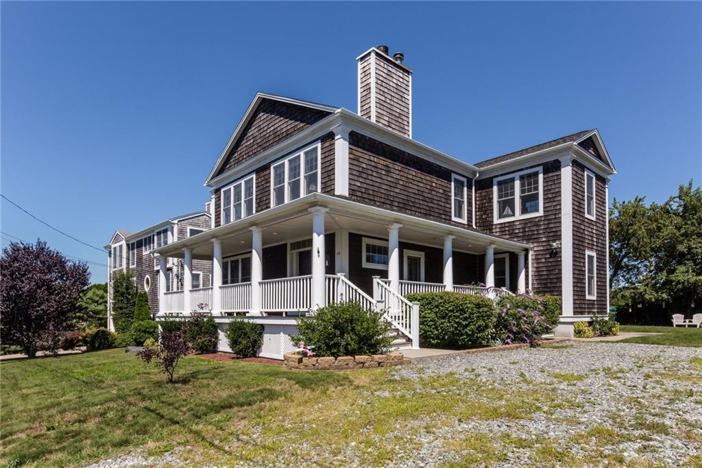 Meer voor Verkoop een t 28 Bayberry RD, Jamestown, Rhode Island Jamestown, Rhode Island,02835 Verenigde Staten