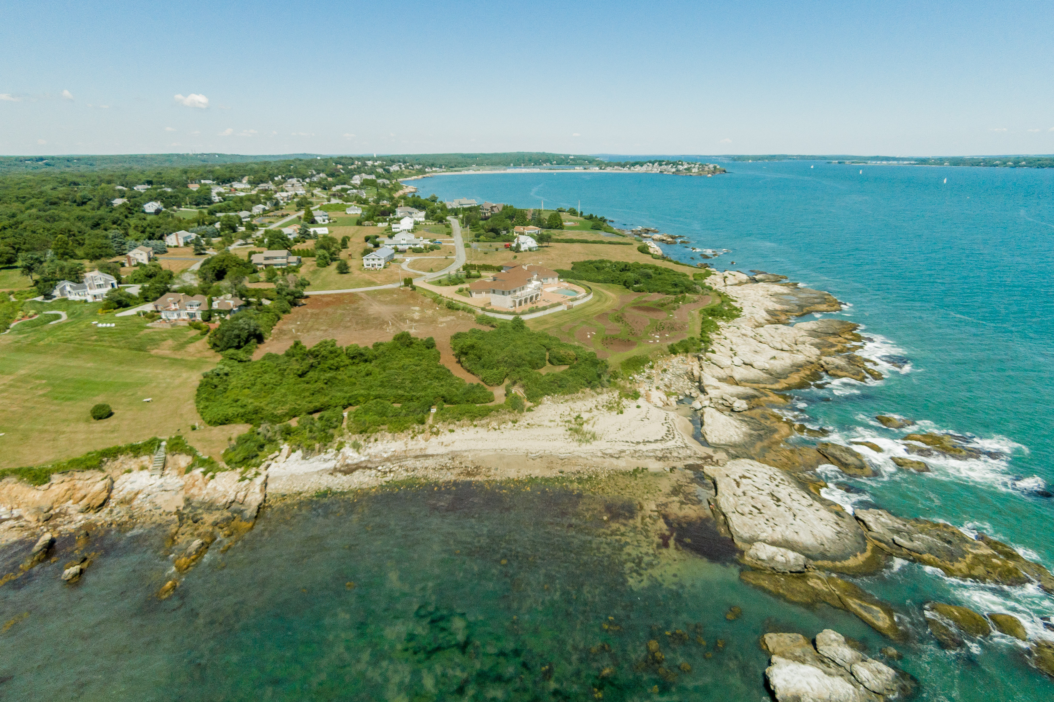 LILA DELMAN SURPASSES HISTORIC RECORDS WITH SALE OF OCEANFRONT LAND IN NARRAGANSETT*