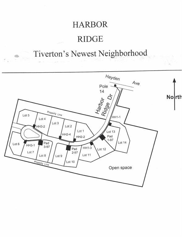 0 Harbor Ridge Lane, Tiverton