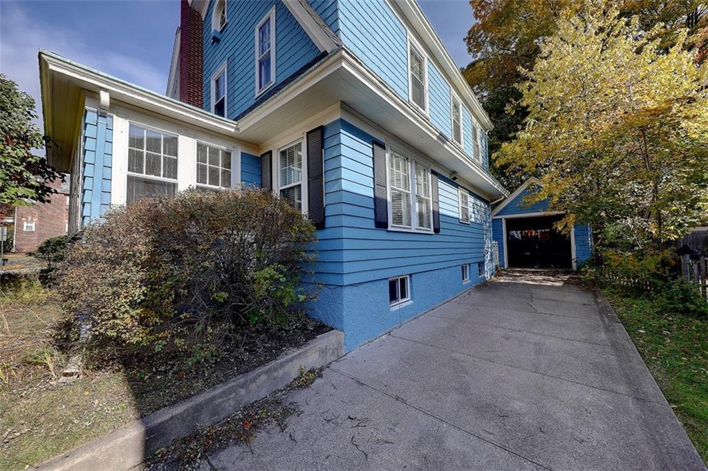 170 Ridge Street, Pawtucket