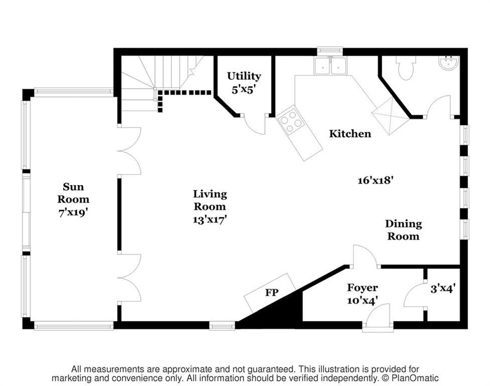 34 Catherine Street, Unit#cottage, Newport