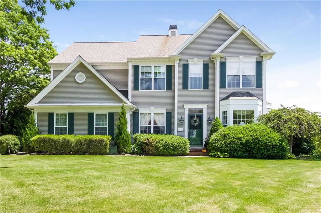 63 Day Lily Circle, South Kingstown