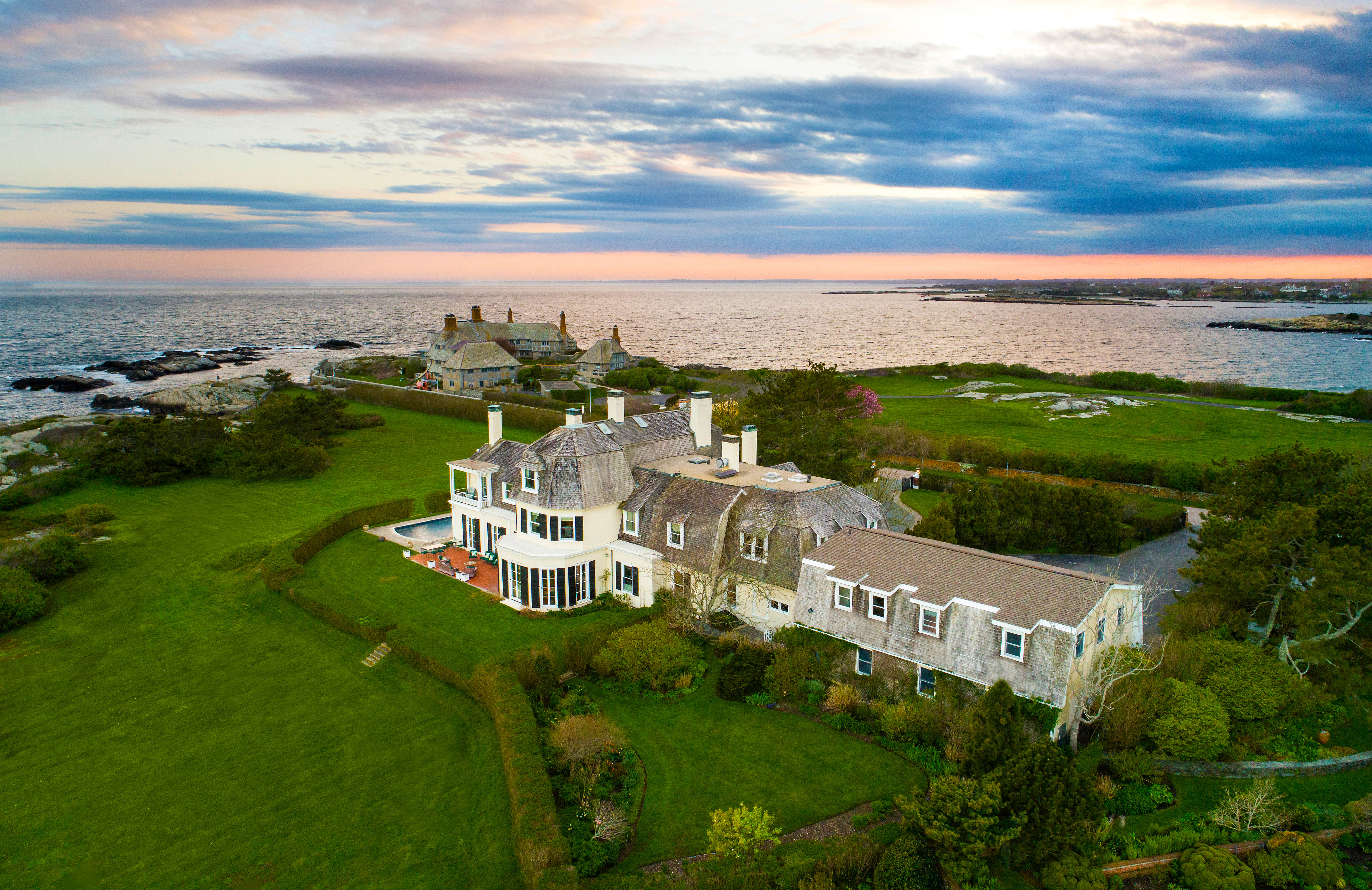 House Lust: Inside Land's End, Edith Wharton's Newport Estate