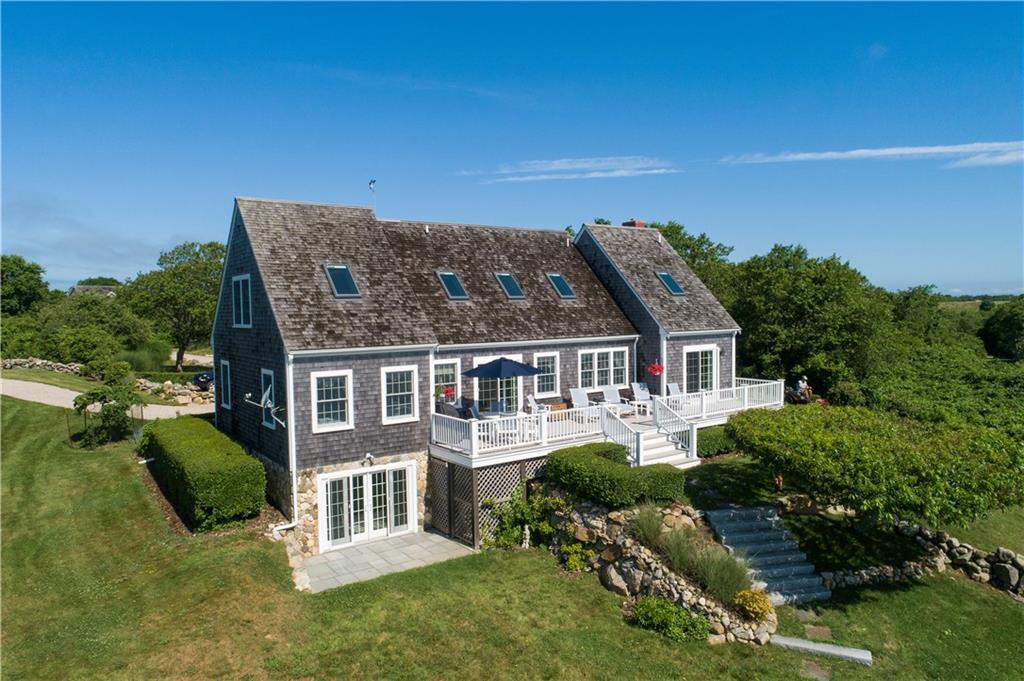 1320 Peckham Farm Road, Block Island