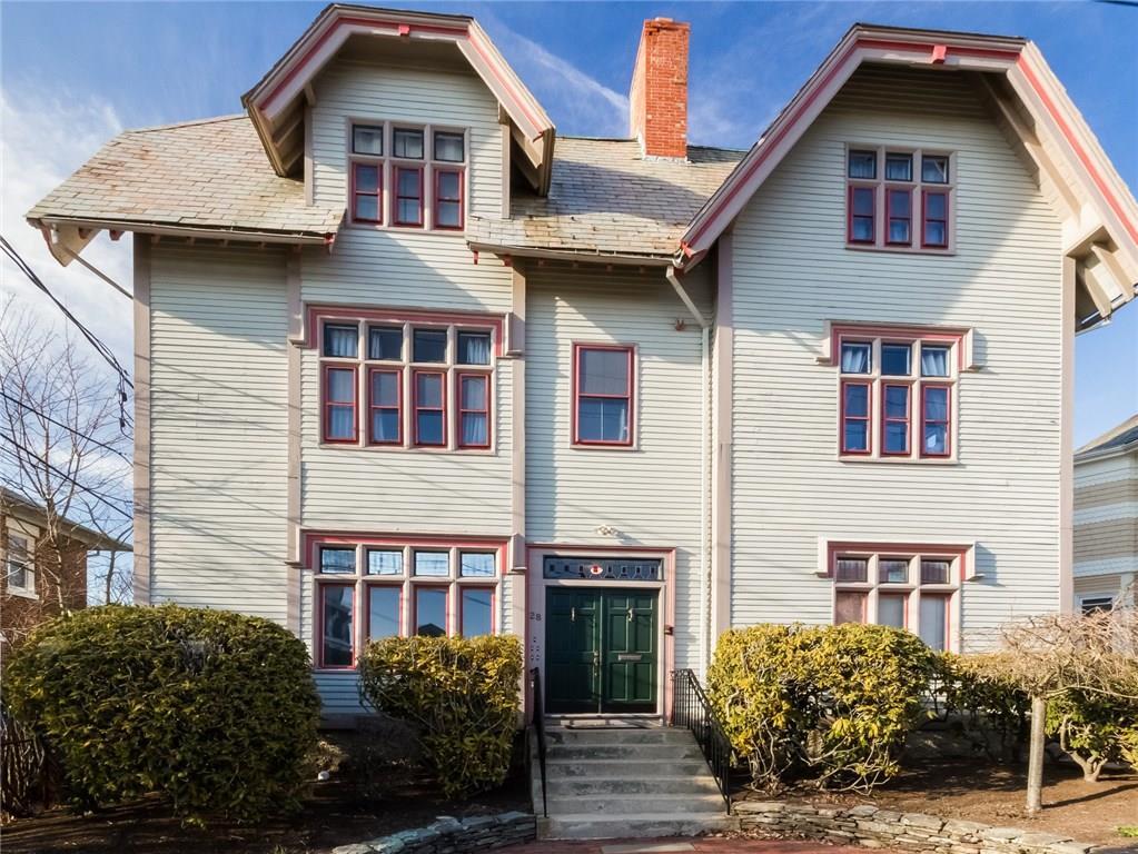 28 Narragansett Avenue, Unit#1, Newport