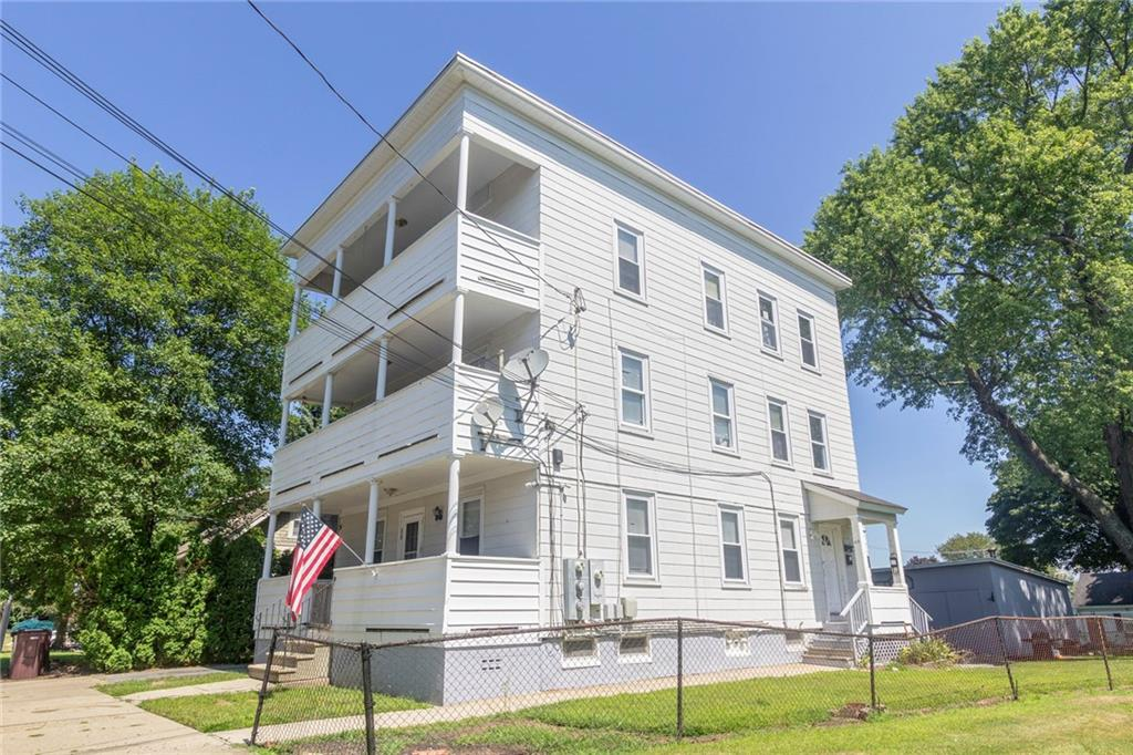 83 Temple Street, Woonsocket