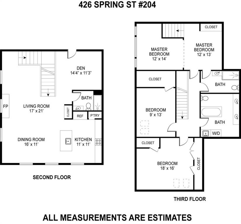 426 Spring Street, Unit#204, Newport