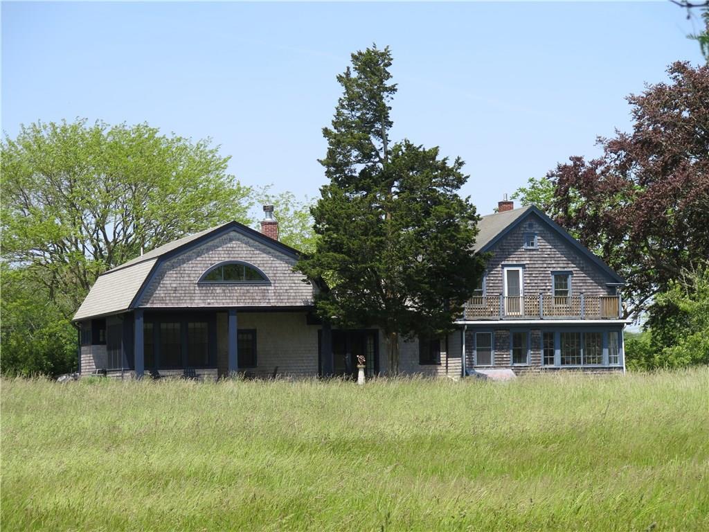 1 Old Horseneck Road, Westport