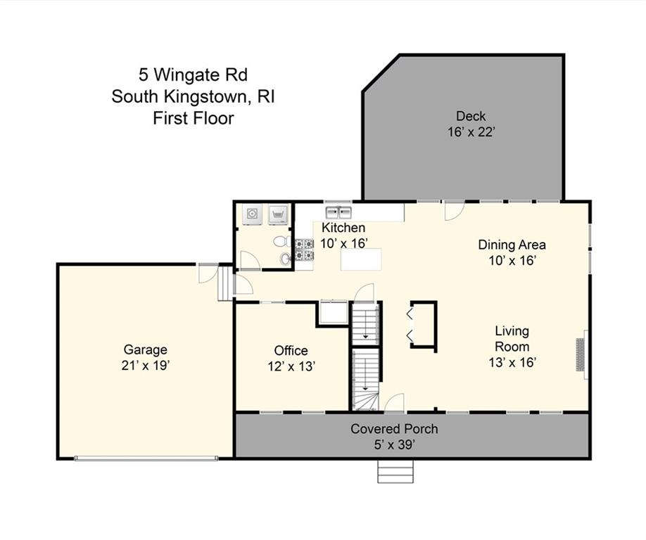 5 Wingate Road, South Kingstown