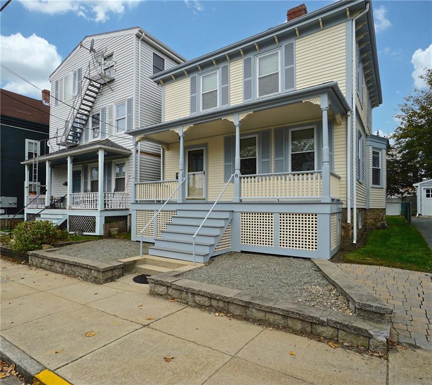 8 Narragansett Avenue, Newport