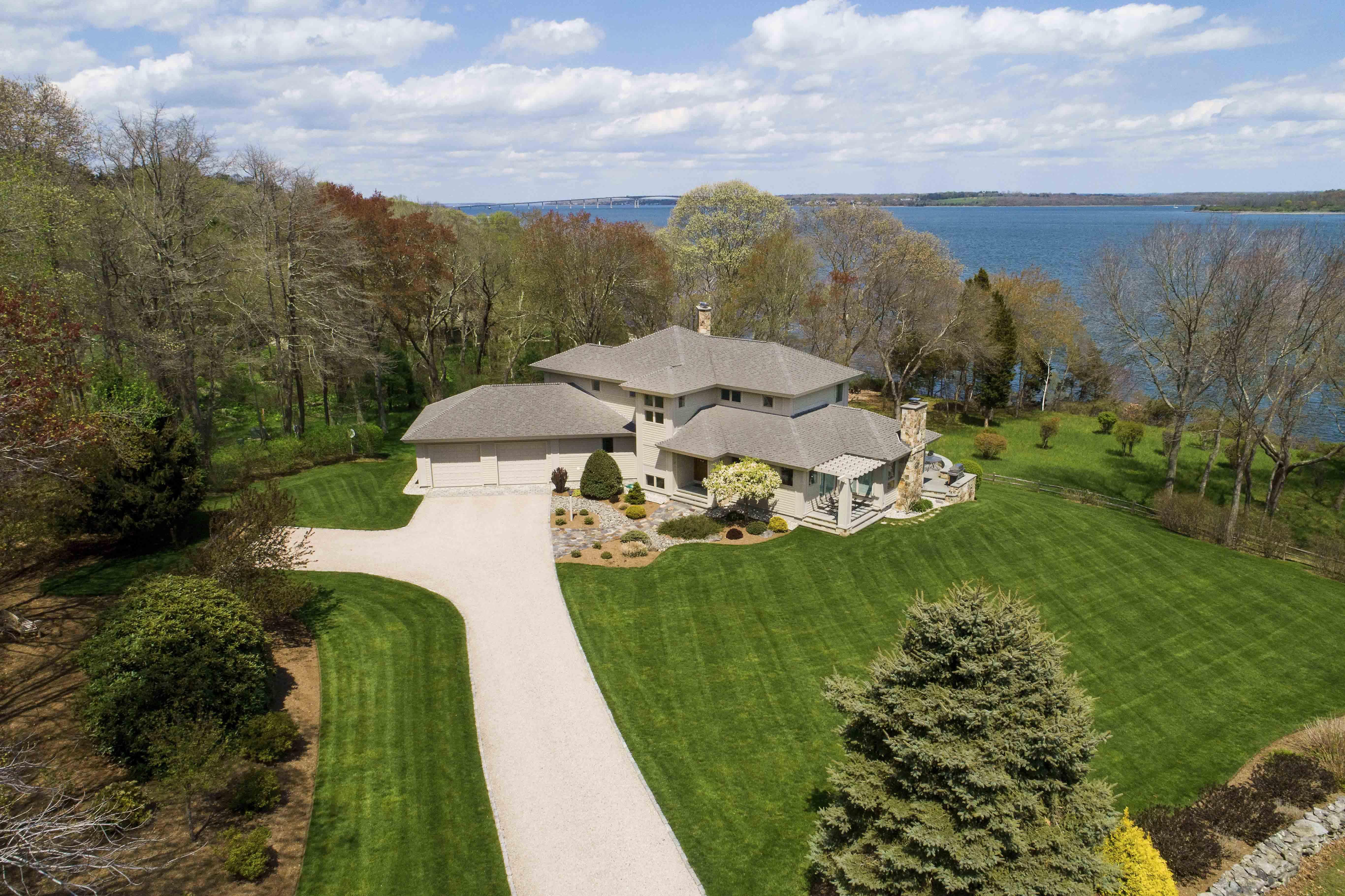 Narragansett Waterfront Home Sells For $2.5 Million
