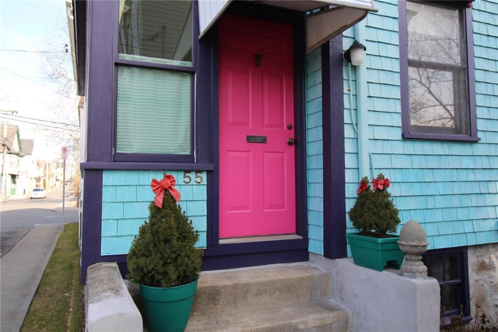 55 Warner Street, Newport