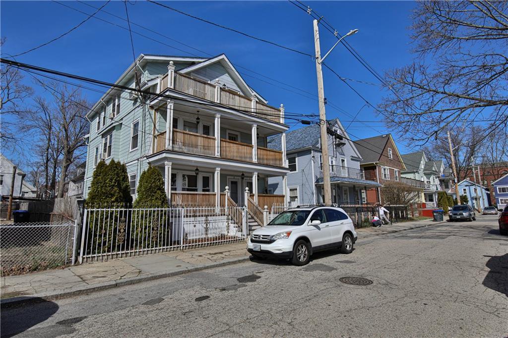 17 Massie Avenue, Providence