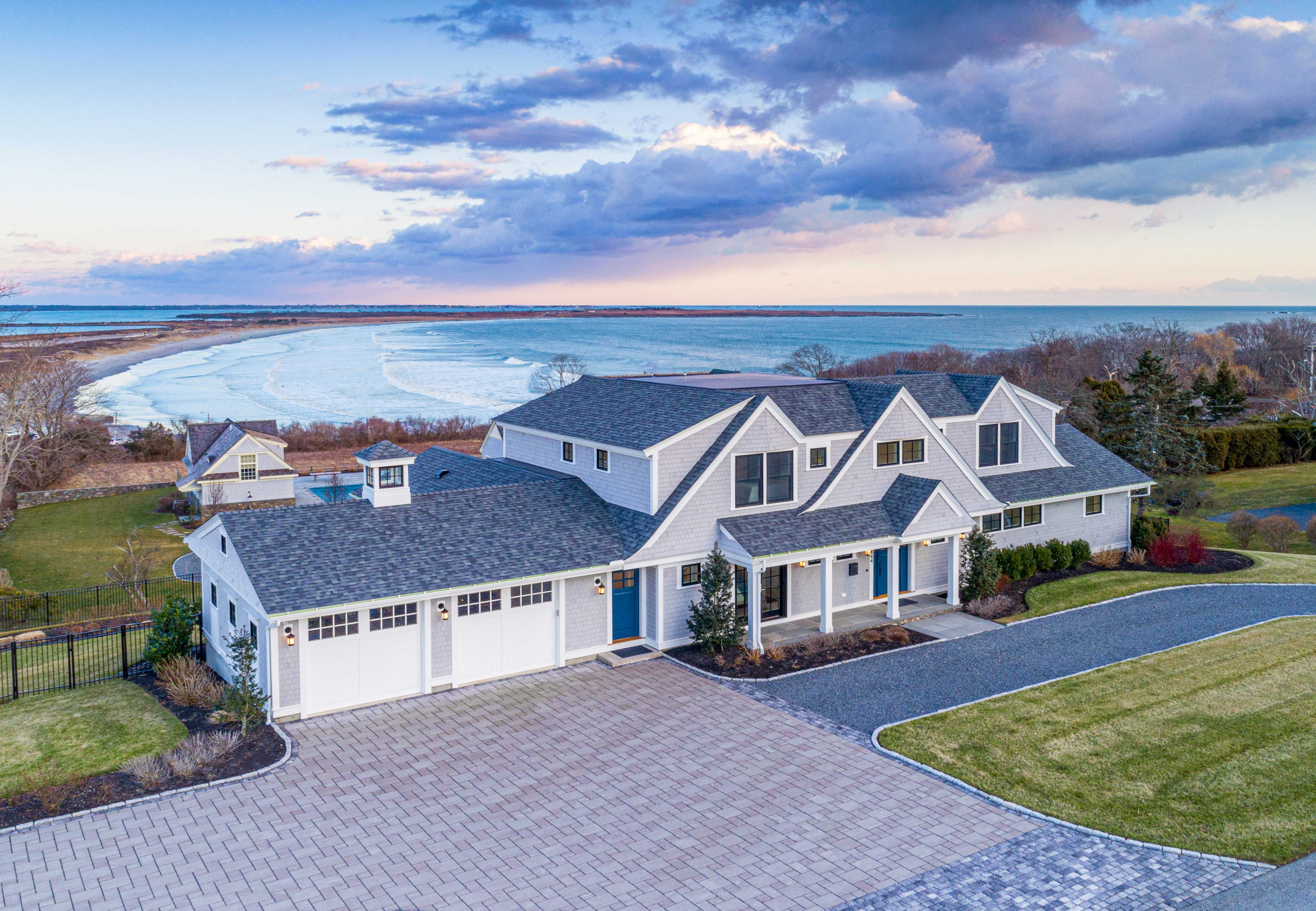 MODERN PURGATORY LANE HOME SELLS ABOVE ASKING PRICE AT $3.6M, MARKING THE HIGHEST RESIDENTIAL SALE IN MIDDLETOWN SINCE AUGUST 2018*