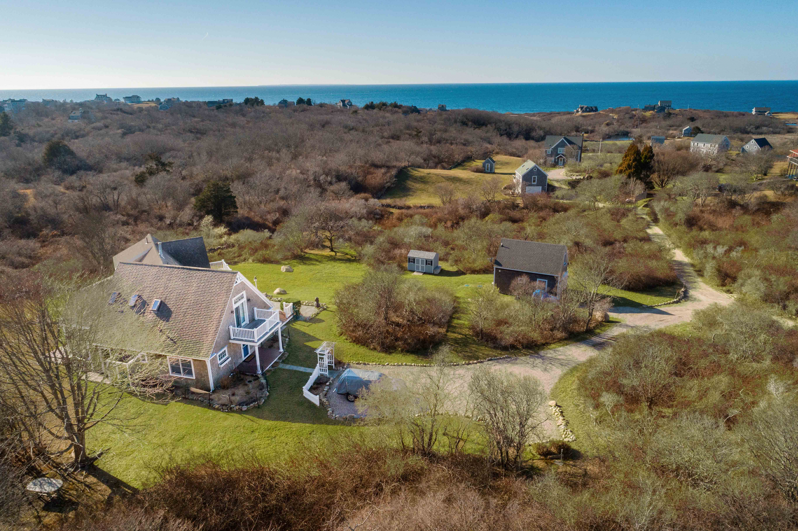 CONTEMPORARY BLOCK ISLAND COTTAGE SELLS FOR $1,600,000, MARKING ONE OF THE TOP THREE SALE ON ISLAND, YEAR-TO-DATE*