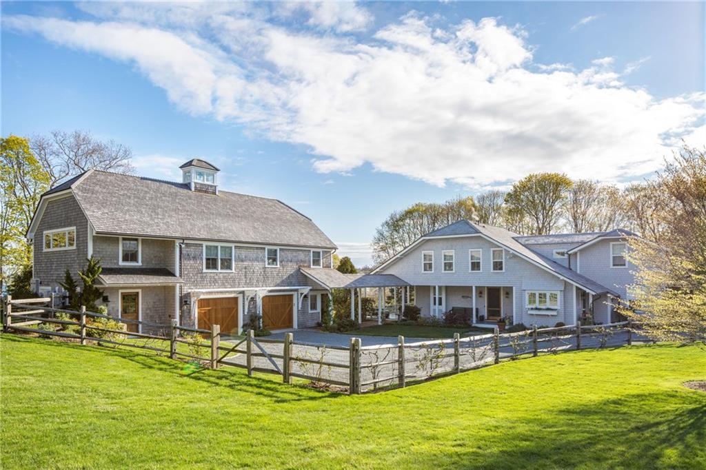 5 Harbor View Drive, Newport