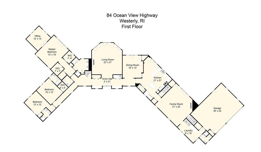 84 Ocean View Highway, Westerly