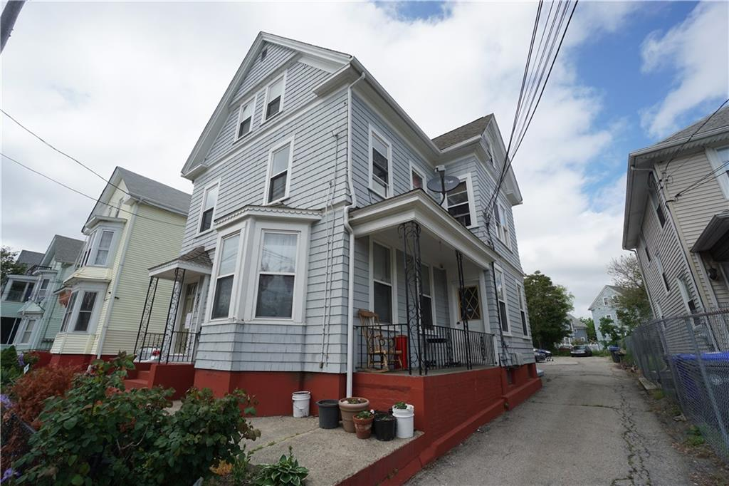 281 Admiral Street, Providence