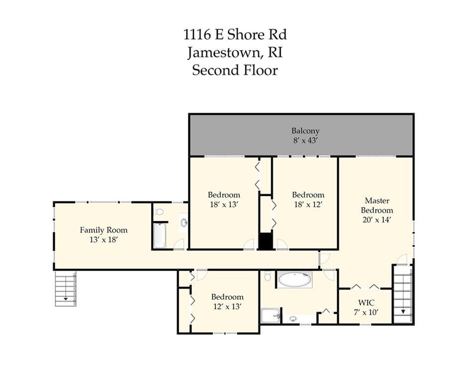 1116 - 1126 East Shore Road, Jamestown