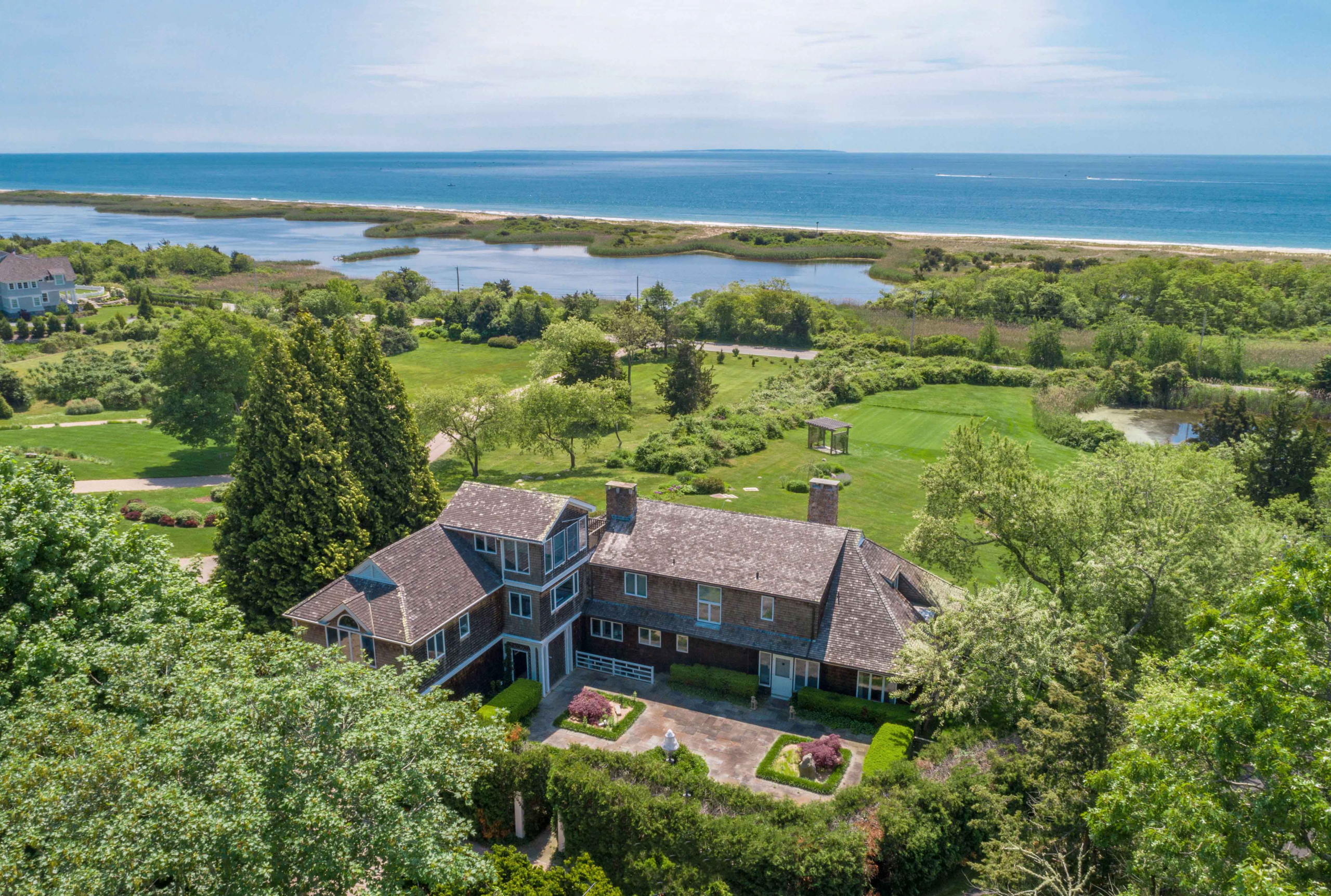 OCEAN VIEW WATCH HILL ESTATE SELLS FOR $3,072,222,  MARKING THE 3RD HIGHEST SALE IN WESTERLY, YEAR-TO-DATE*