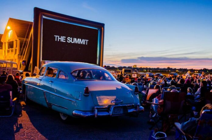 newportFILM announces launch of newportFILM Drive-In, first drive-in will take place on June 25th at Glen Park