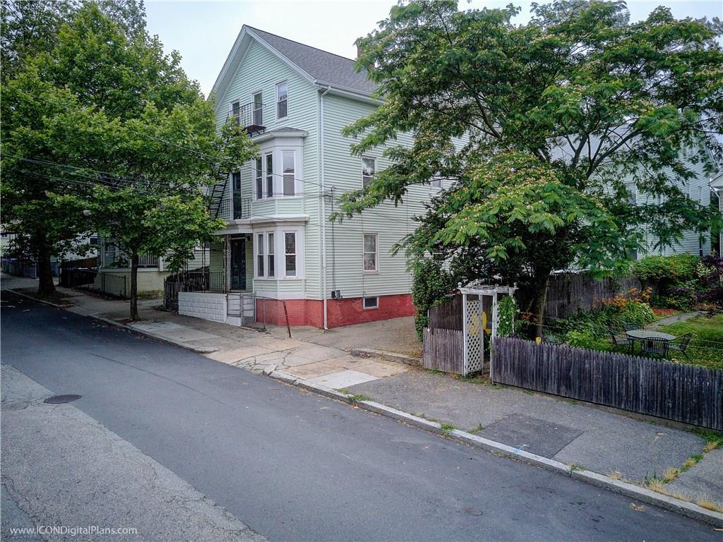 60 East Transit Street, Providence