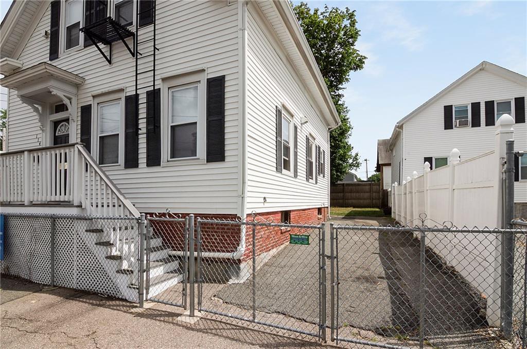 114 Bogman Street, Providence