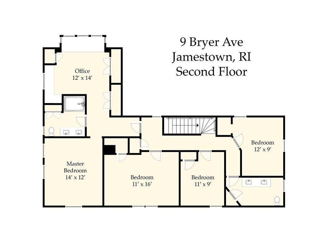 9 - 0 Bryer Avenue, Jamestown