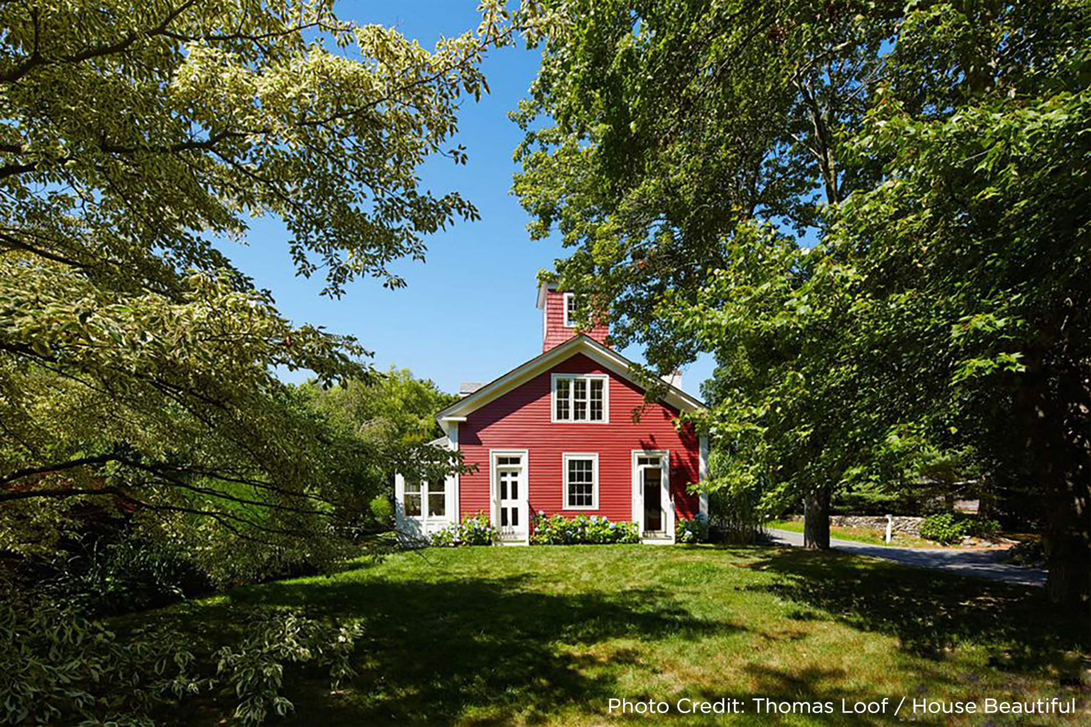 LILA DELMAN REAL ESTATE INTRODUCES MIDDLETOWN'S 'PEABODY SCHOOLHOUSE' TO MARKET