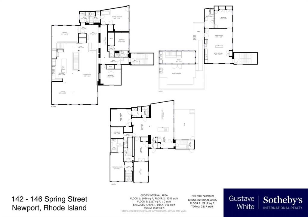 142 Spring Street, Newport