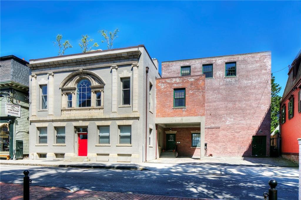 142 - 146 Spring Street, Newport