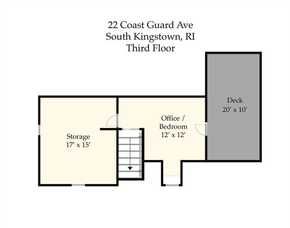 22 Coast Guard Avenue, South Kingstown