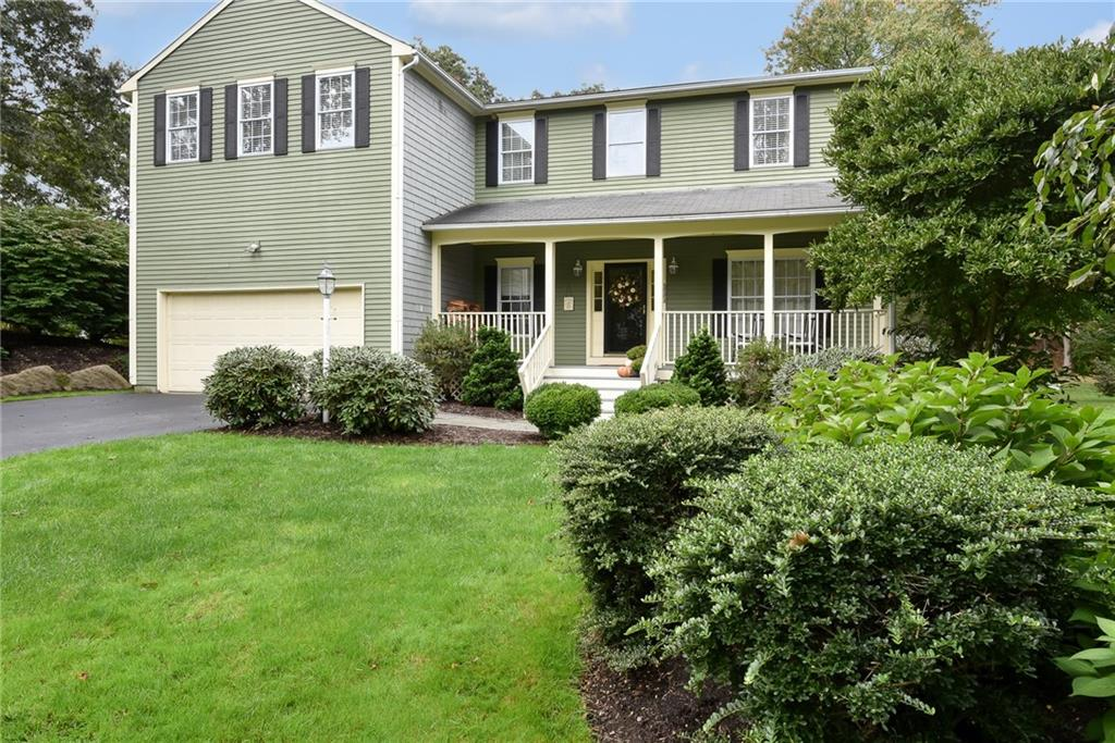 213 Orchard Woods Drive, North Kingstown