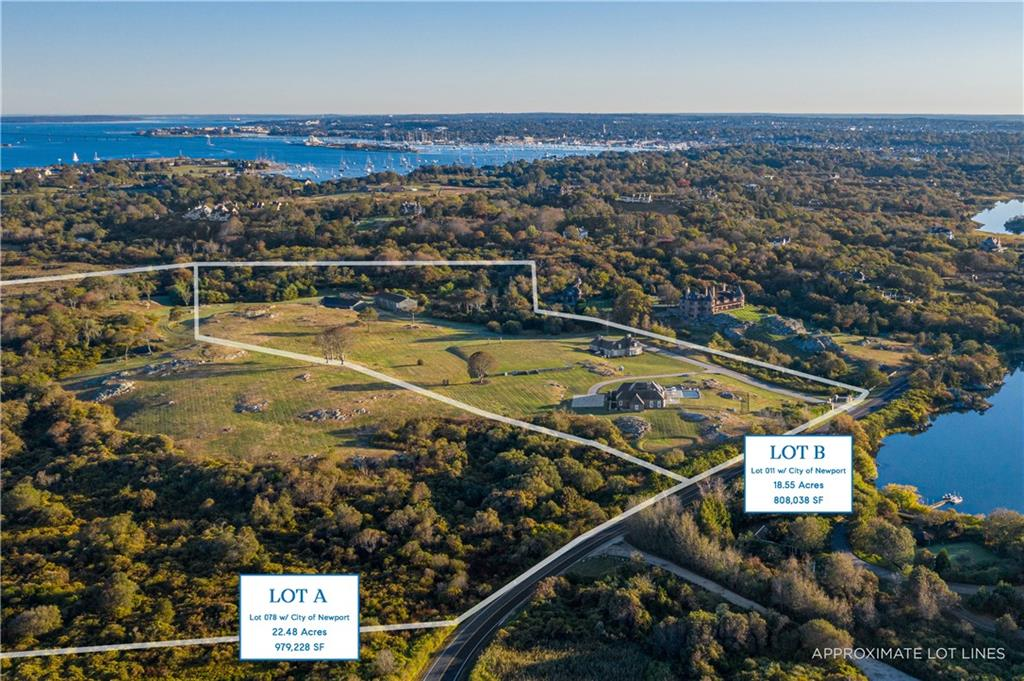 339 Ocean (proposed Lot B) Avenue, Newport