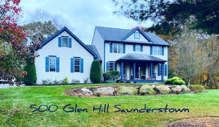 500 Glen Hill Drive, North Kingstown
