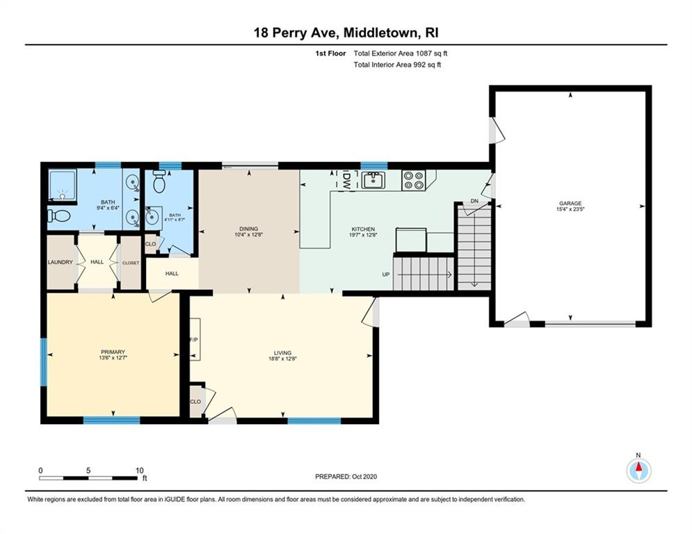 18 Perry Avenue, Middletown