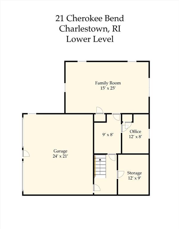 21 Cherokee Bend, Charlestown