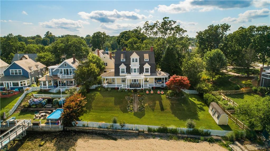 House of the Week: Victorian House with Beach and Carriage House in Cranston