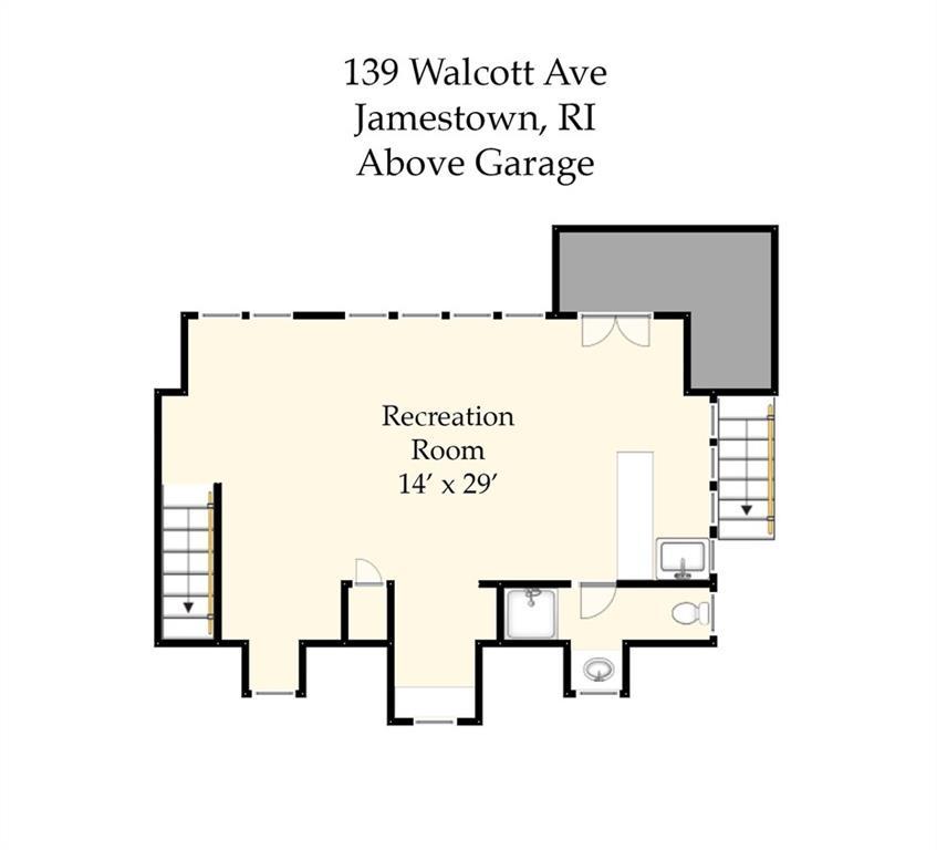 139 Walcott Avenue, Jamestown