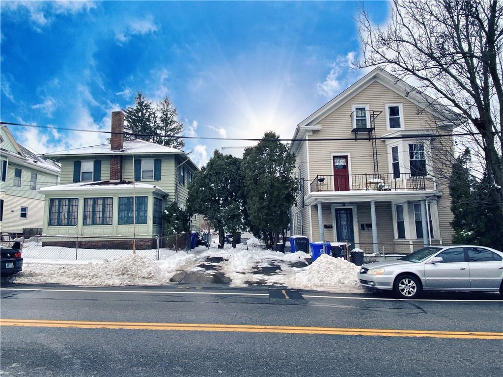 117 - 123 Warren Avenue, East Providence