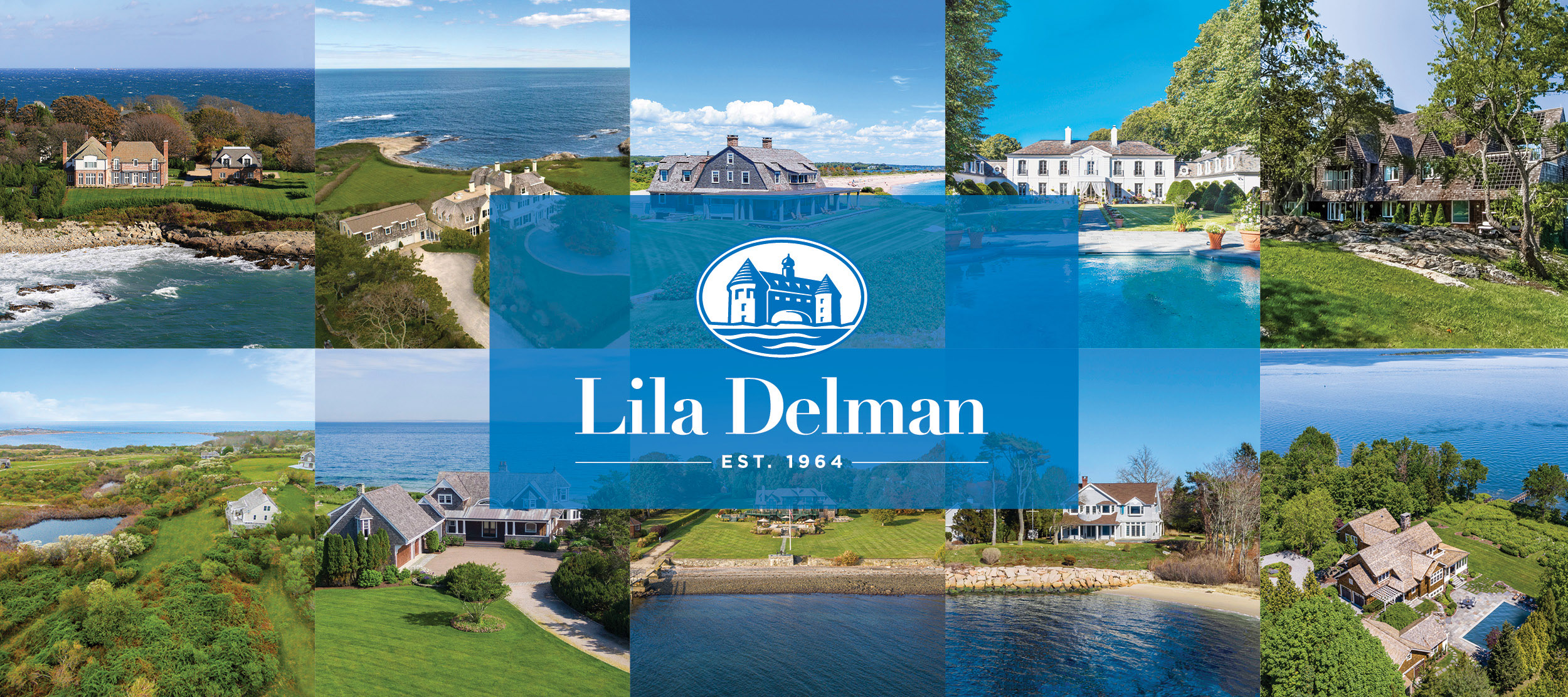 LILA DELMAN REAL ESTATE CELEBRATES A MONUMENTAL 2020, HAVING CLOSED OVER $816M IN SALES VOLUME AND MAINTAINED LEADERSHIP OF RHODE ISLAND'S LUXURY MARKET