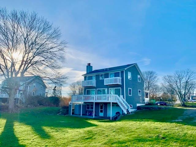 1254 Connecticut Avenue, Block Island