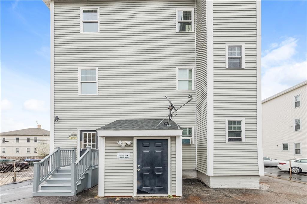 136 Almy Street, Providence