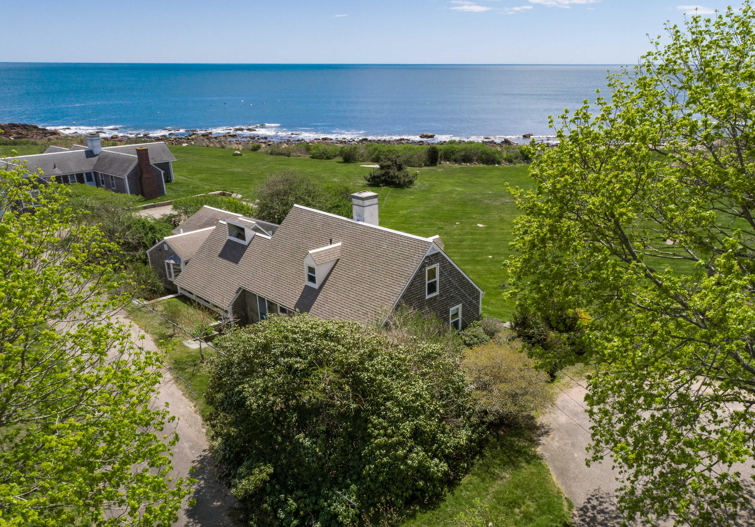 LILA DELMAN COMPASS SELLS OCEANFRONT HOME,  MARKING THIRD HIGHEST SALE IN NARRAGANSETT YEAR-TO-DATE*
