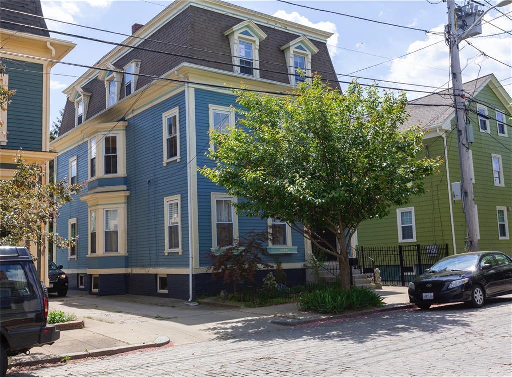 482 West Fountain Street, Providence