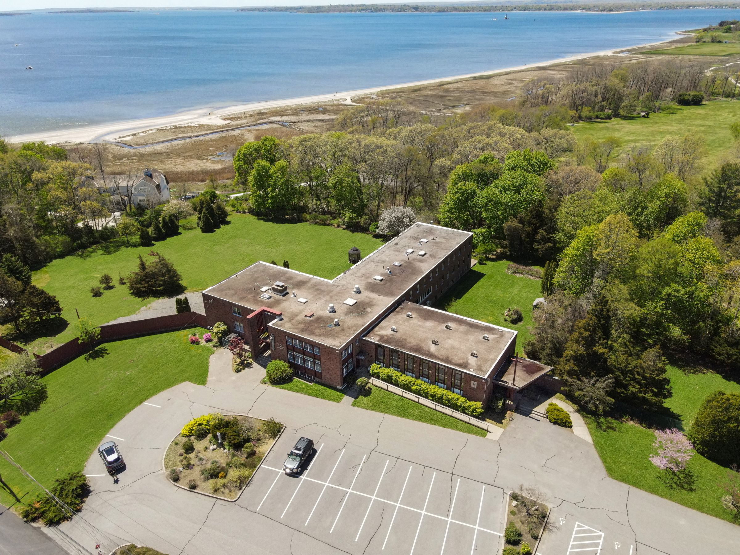 Site of Former Carmelite Monastery for Sale in Barrington — See How Much