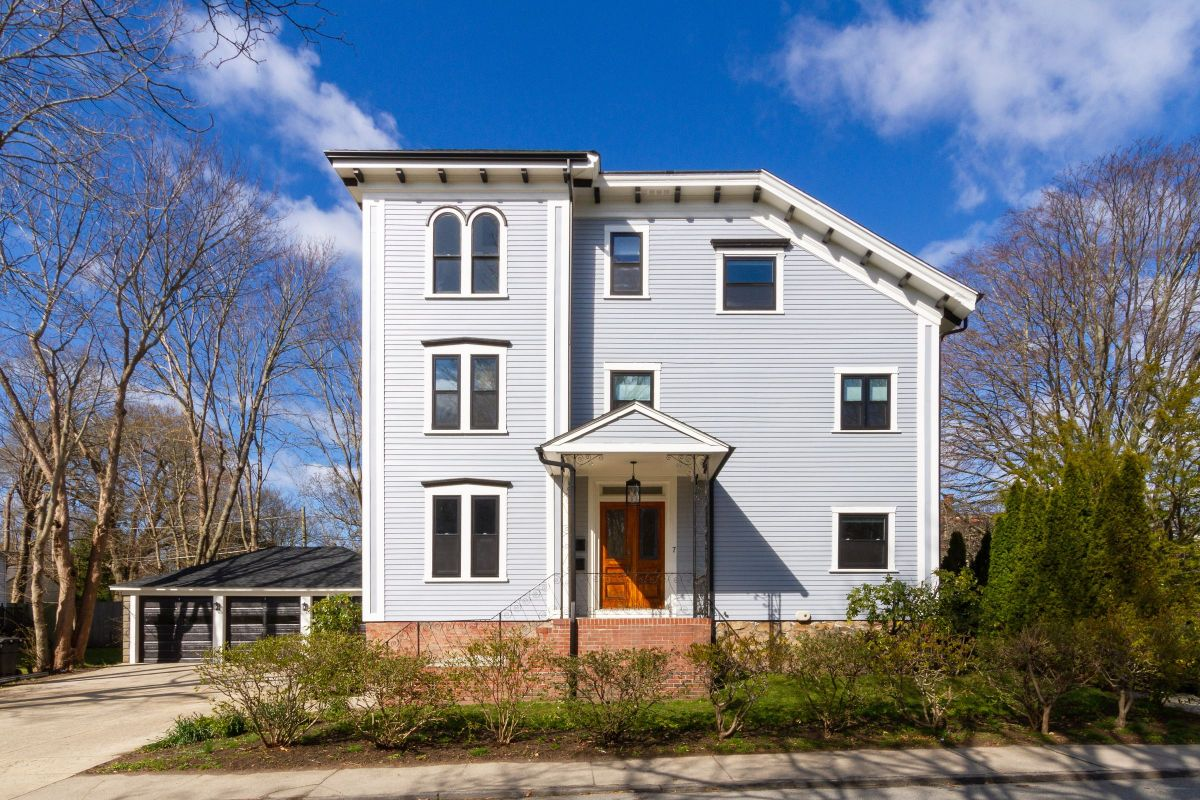 Multifamily home on Cottage Street in Newport sells for $1.8 million