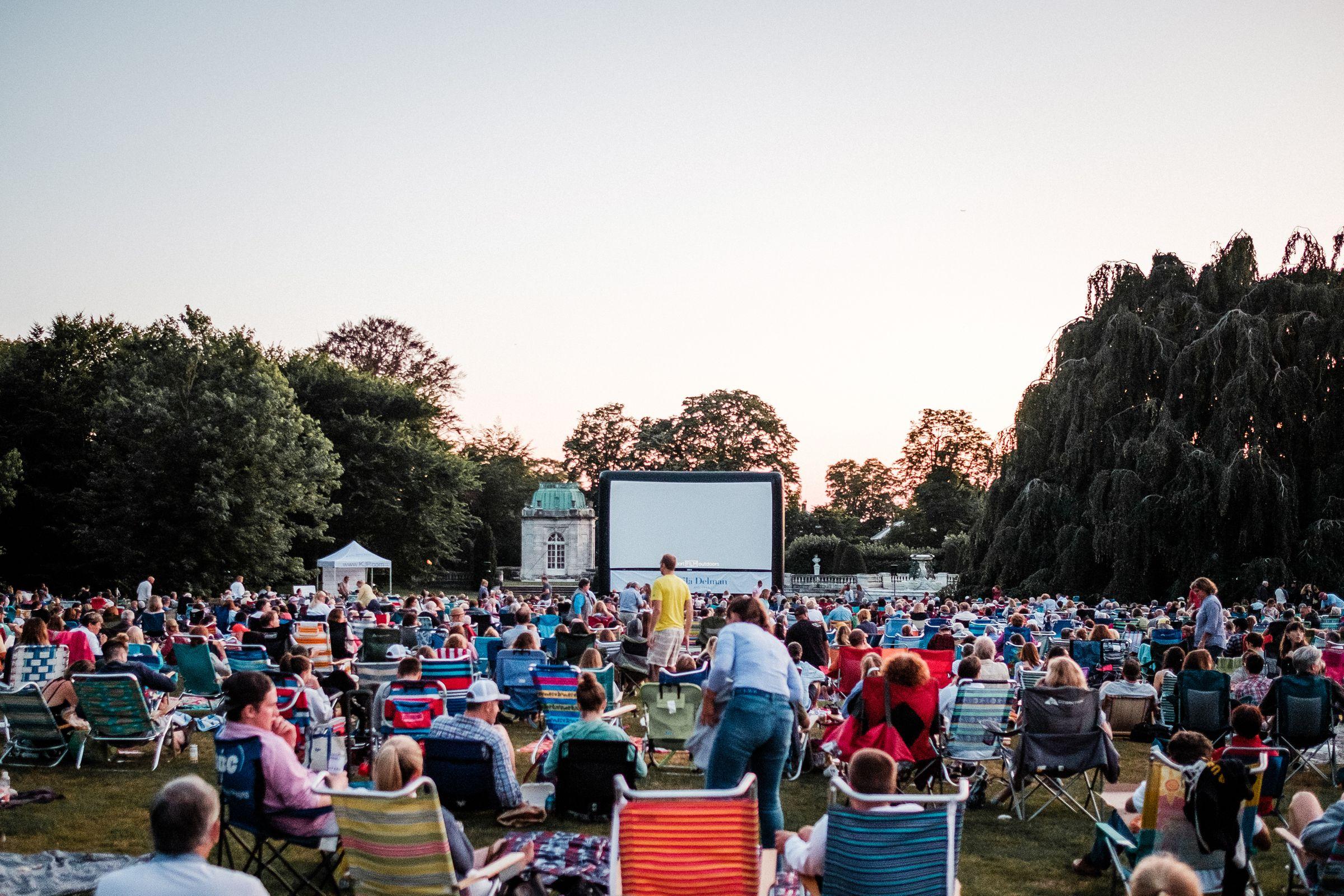 newportFILM Outdoor Film Series returning this summer