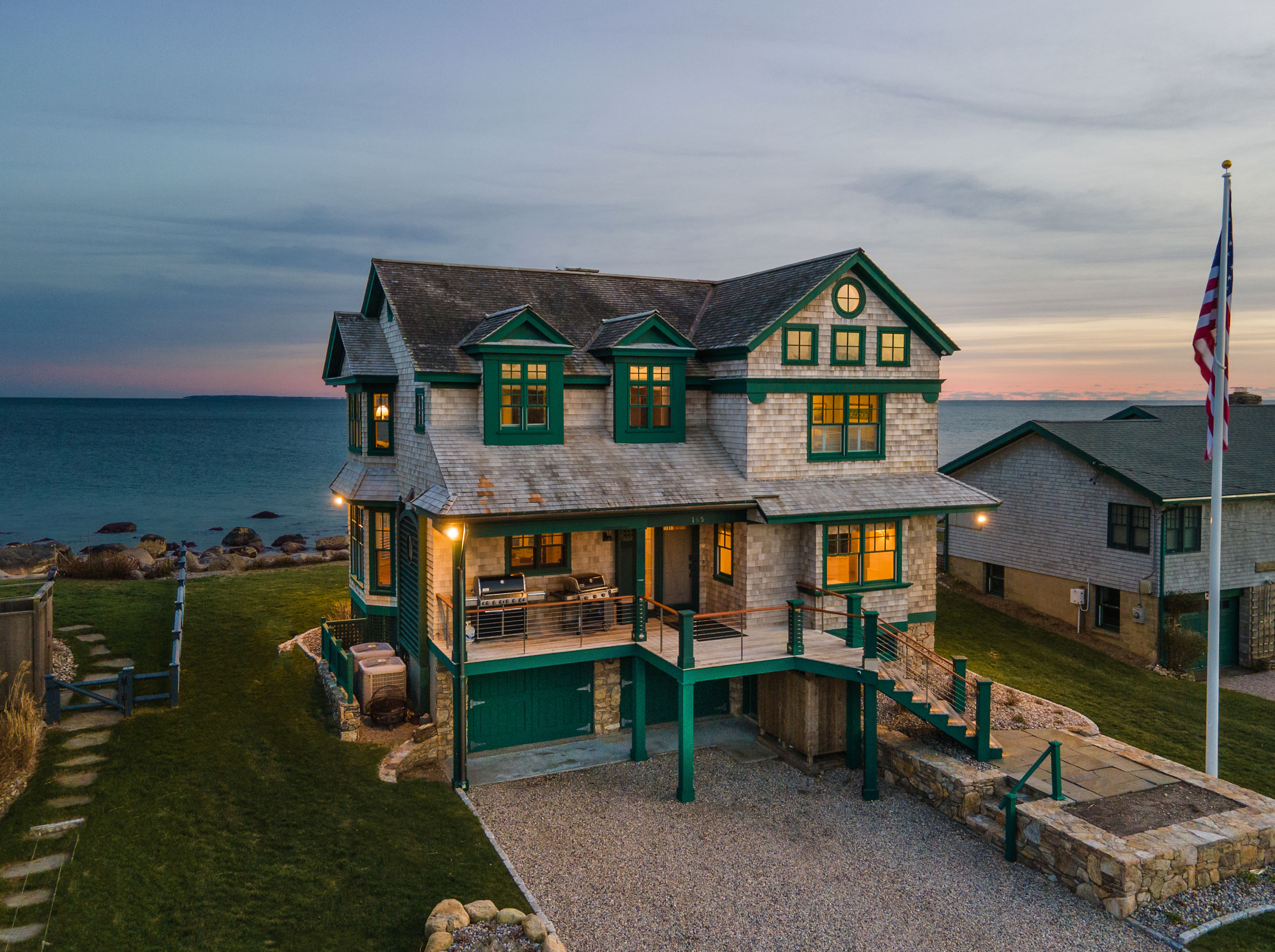 OCEAN FRONT HOME IN CHARLESTOWN SELLS FOR $3.65M,  MARKING HIGHEST SALE IN THE MUNICIPALITY YEAR-TO-DATE*