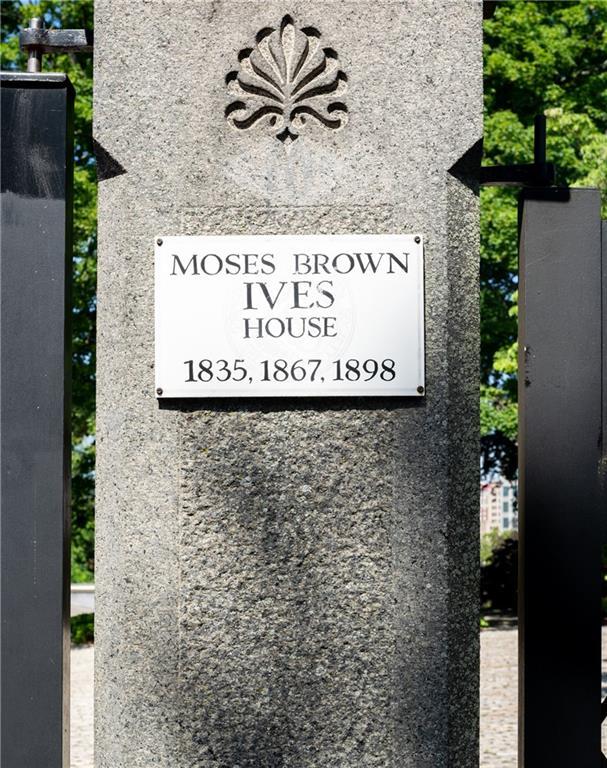 10 Brown Street, Providence